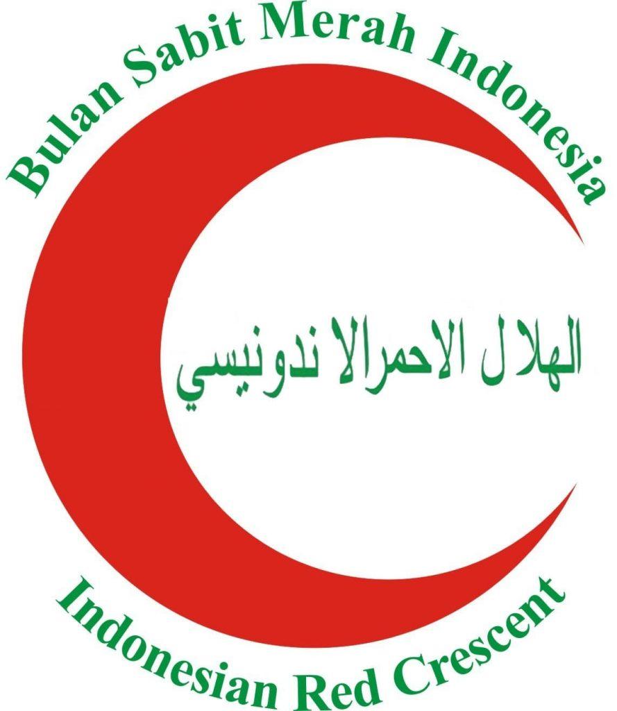Gambar logo bulan sabit merah indonesia png