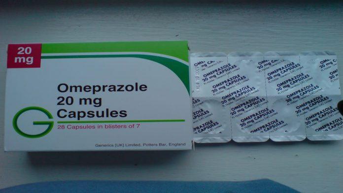 omeprazole obat apa