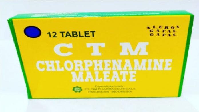 nama obat biduran di apotik tanpa resep dokter