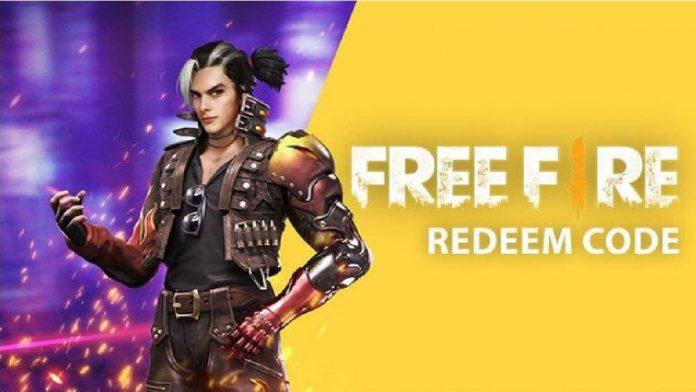 Kode Redeem FF Free Fire Terbaru