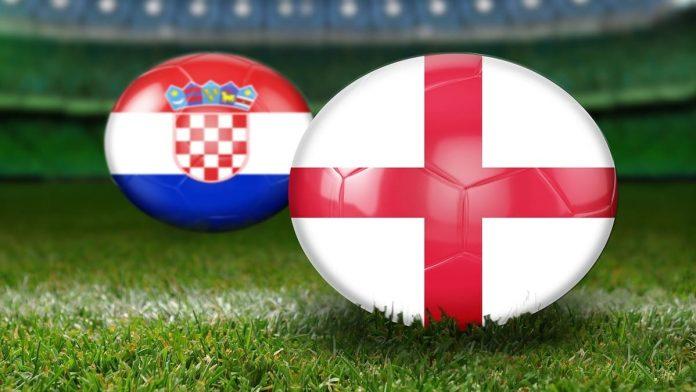 Link Live Streaming Bola Inggris Vs Kroasia