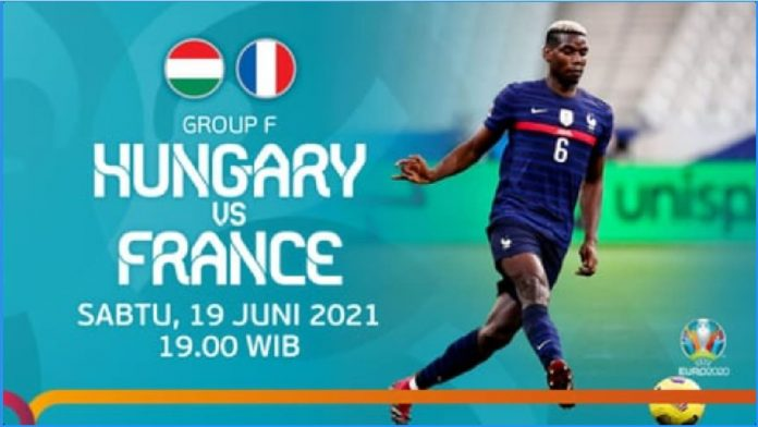 Prediksi Skor dan Link Live Streaming Bola Hongaria Vs Prancis di Mola dan TV