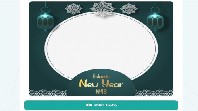 Cara Membuat Twibbon Tahun Baru Islam
