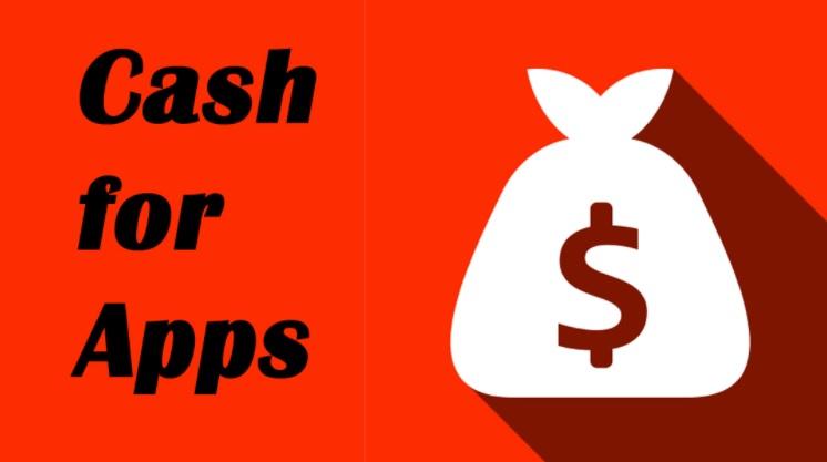 cash for apps aplikasi penghasil uang jutaan perhari